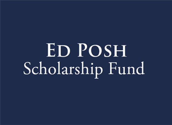 Ed Posh Scholarship Fund