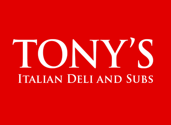 Tony's Italian Deli And Subs